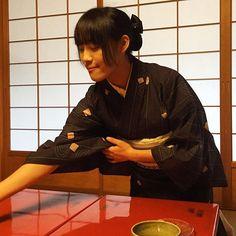 #gion #kyoto #kimono #kaiseki #kaisekidinner #ryokan by chmacha