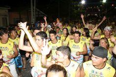 Carnaval 2012 em Ilha Comprida-SP no Vale do Ribeira - Brasil
