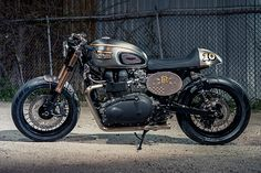 Blood, sweat and tears;it's what most of us pour into our personal bikes. It never ceases to amaze us how a professional builder can turn out some of the most amazing workfor customers, see…