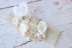Sea shells and Sandcastles Headband.Baby Headbands.Baby Girl Headband.