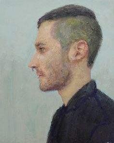 Yisrael Dror Hemed, Untitled, 2015, Oil on canvas, 50x40 cm