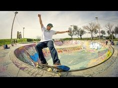 Bowl-riding New Blood from Marseille | Stephan Boussac - http://dailyskatetube.com/bowl-riding-new-blood-from-marseille-stephan-boussac/ - https://www.youtube.com/watch?v=-eE-tpOFH3s Source: https://www.youtube.com/watch?v=-eE-tpOFH3s Subscribe to Red Bull on Youtube: http://win.gs/SubToRedBull Marseille's legendary Prado Bowl has fueled generations of bowl rippers like Stéphan Boussac. Flow, perfect transitions, and it's iconic hi - blood, Boussac, Bowlriding, from, mars