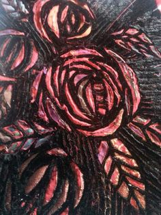 Slashing by Beata Jarmolowska Chenille Quilt, Chenille Crafts, Rag Quilt, Textile Fiber Art, Textile Artists, Textiles Techniques, Sewing Techniques, Fabric Art, Fabric Decor
