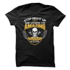 Awesome Supervisor  Shirt - #southern tshirt #university sweatshirt. CHECK PRICE => https://www.sunfrog.com/Jobs/Awesome-Supervisor-Shirt-5486144-Guys.html?68278