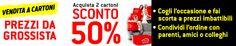 #Promozione Prezzi da grossista #CasaHenkel: #sconto del 50% con #consegna #gratuita