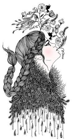 Chrissy Lau   Artist & Illustrator   Sydney Australia