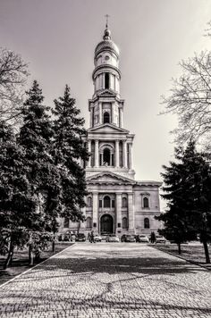 Cathedral of the Assumption. Kharkiv. Ukraine by Igor Nayda on 500px
