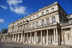 Palais du Gouverneur (UNESCO World Heritage) (Nancy, Capital of Lorraine - France)