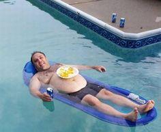 Proper way to enjoy your pool