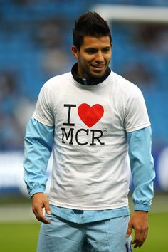 Sergio Aguero Photos: Manchester City v Swansea City - Premier League