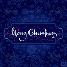 Merry Christmas Hand Lettering (vector)  #GraphicRiver         Merry Christmas hand lettered calligraphy; scalable and editable vector illustration (eps8); hi-res jpeg included;     Created: 27September11 GraphicsFilesIncluded: VectorEPS #JPGImage #JPGImage #VectorEPS Layered: No MinimumAdobeCSVersion: CS Tags: banner #calligraphy #card #christmas #congratulation #festive #greeting #handlettering #handwriting #handwritten #headline #holiday #label #letter #lettering #logotype #merrychristmas…