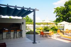 Pool bar at The SERVOTEL hotel near the airport in Port-au-Prince, Haiti.  #seeanotherhaiti