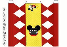 Um Blog com Kits Personalizados gratuitos de vários temas e muitas novidades para sua festa. Mickey Mouse, Minnie Mouse Party, Mouse Parties, Circo Do Mickey, Party In A Box, Crackers, Disney, Floral, Blog