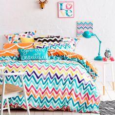 Ruckus Marley - Bedroom Quilt Covers & Coverlets - Adairs online