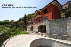 Villa Viole – Lake View Property for Sale in Menaggio, Como