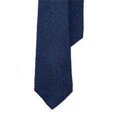 Cravate grenadine soie et cachemire - Purple Label Cravates & Pochettes - Ralph Lauren France