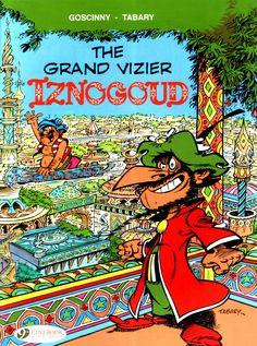 Iznogoud 09 - The Grand Vizier Iznogoud