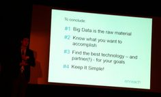 Big data & DMP's  @ 29.11.2012 IAB Finlands seminar HOT or NOT