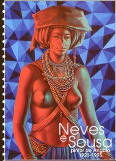 Neves e Sousa - pintor de Angola