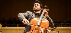 VC ARTIST | Pablo Ferrández - Tchaikovsky & Paulo International Cello Comp Major Prizes  ||  26 year old Spanish cellist, Pablo Ferrández has in recent years established himself as one of the new generation's most outstanding young string virtuosi. https://theviolinchannel.com/vc-artist-pablo-ferrandez-cellist/?utm_campaign=crowdfire&utm_content=crowdfire&utm_medium=social&utm_source=pinterest