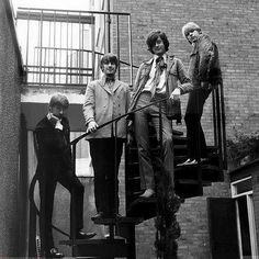The Yardbirds...