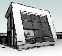Greenhouse Designs: Tips on picking the very best Design for Your Garden – Greenhouse Design Ideas Backyard Buildings, Green Garden, Cool Designs, Home And Garden, Mirror, Design Ideas, Home Decor, Homemade Home Decor, Decoration Home
