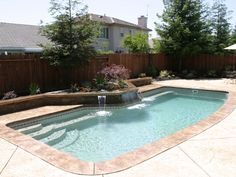 Viking Pools | Custom Designs