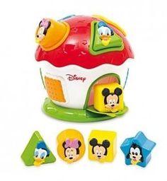 Mickey & Friends Shape Sorter