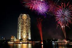 NEW YEAR'S EVE AT THE PENINSULA BANGKOK