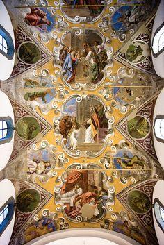 Sicily - Santa Maria Church