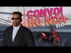 KONVOI HONDA BEAT GTA SA TEMAN UCOK KECYDUCK!!!