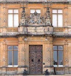 Jane Austen's World - Highclere Castle Floor Plan