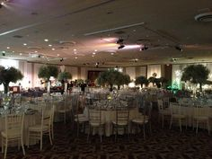Gala room