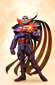 Mr Sinister by deffectx on @DeviantArt