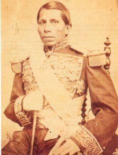 El general Tomás Mejía -Segundo Imperio Mexicano 1863-1867