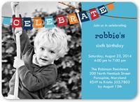Birthday boy invites on Shutterfly #shutterfly #petitelemon #boybirthday #boythemedbirthdays  #birthdayideas