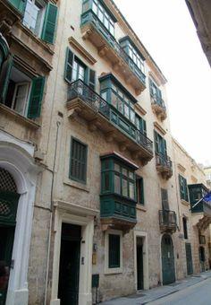 Our beautiful school in Valletta