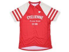 Womens Cycling Jersey Cyclienne   Freeda Roam Womens Cycling Apparel   Apparel   Pedalr.com