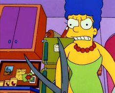 Yes marge cut that bitch off