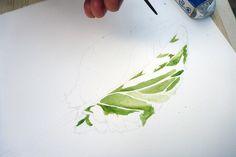 Lizzie Harper botanical illustration workshop at Treberfydd Walled garden Joy Art, Doodle Coloring, Painting Workshop, Painted Leaves, Botanical Illustration, Plant Leaves, Drawings, Walled Garden, Flowers