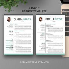 Welcome to the ResumeExpert.Etsy.com, we provide high quality and creative resume templates that get results. Resume Template for Word Cover Letter Teacher by ResumeExpert >Professional Resume Template for Word A4 and US by ResumeExpert > #resume #template #CV #coverletter #references #career #job #creative #professional @HRHandbook