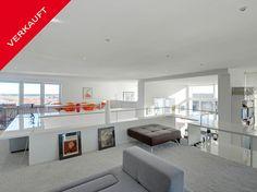 Design-Penthouse mit 360°-Blick