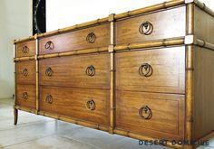 Thrift Score Thursday: Vintage 9-Drawer Drexel Dresser