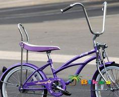 "J Bikes by Micargi Hero 20"" Girls Kids Low Rider Beach Cruiser Bicycle Purple by Micargi, http://www.amazon.com/dp/B0052NNWMI/ref=cm_sw_r_pi_dp_JEVksb1C1WERV"