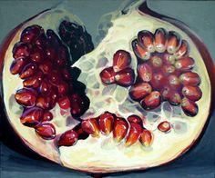 """Saatchi Online Artist Kamille Saabre; Painting, """"Open"""" #art"""