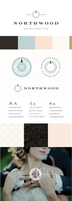 Brand Reveal / Northwood Bentwood Rings - Grit & Wit : Grit & Wit