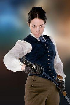 BBC One - Doctor Who, Series 8 - Jenny Flint