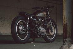 Unapologetic: Soyouz Cycles' Yamaha XS650   Bike EXIF