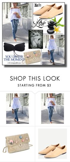 """// SHEIN // 2/XVI"" by nura-akane ❤ liked on Polyvore featuring modern"