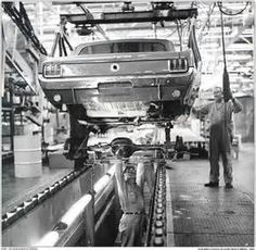 ford assembly lines - Bing Imágenes